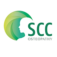 The Pain Relief Clinic and The Sutherland Cranial College of Osteoapthy logo